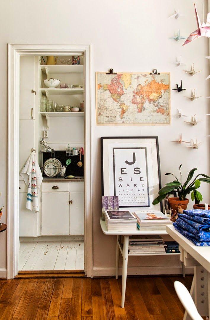 id e d coration maison en photos 2018 un appartement de fille leading. Black Bedroom Furniture Sets. Home Design Ideas
