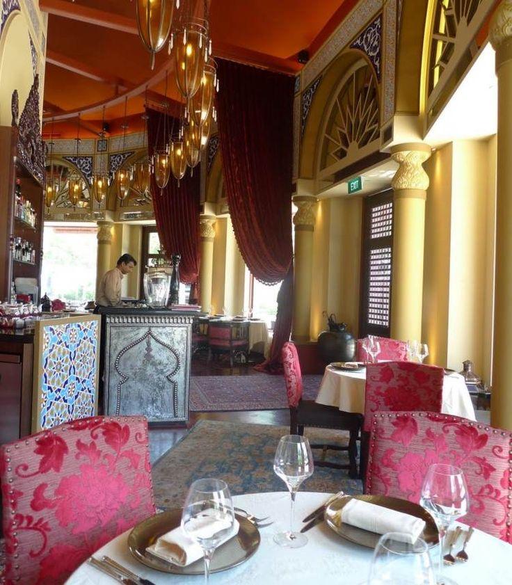 id e d coration maison en photos 2018 caf exotique d coration int rieure style marocain. Black Bedroom Furniture Sets. Home Design Ideas