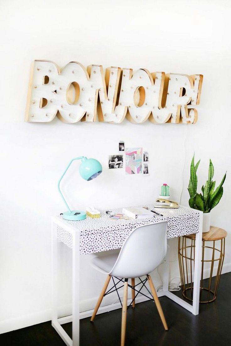 id e d coration maison en photos 2018 d co chambre ado. Black Bedroom Furniture Sets. Home Design Ideas