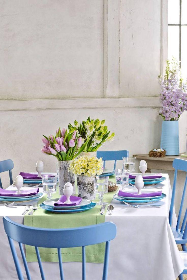 Idee Decoration Maison En Photos 2018 Deco De Table Printemps