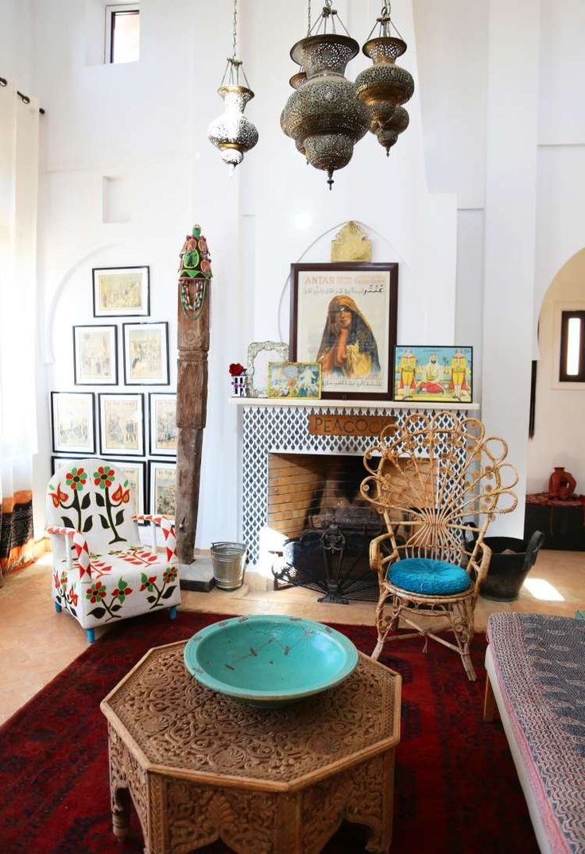 Id e d coration maison en photos 2018 d coration for Decoration maison orientale