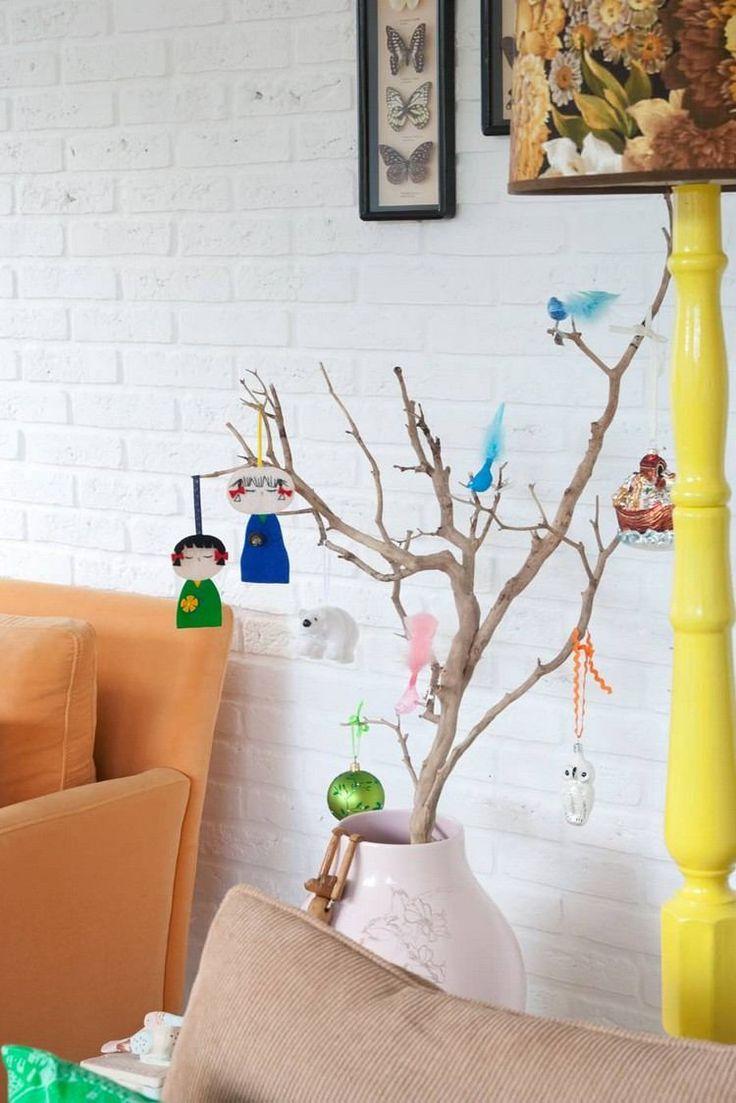 idée décoration maison en photos 2018 - diy-déco-salon-grelots