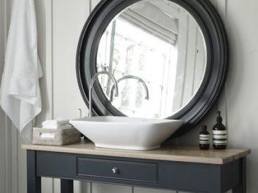 Id e d coration salle de bain cozy brown linens paired for Changer la salle de bain