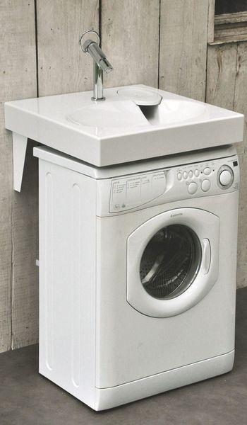 id e d coration salle de bain installer lave linge dans la salle de bains buanderie xn. Black Bedroom Furniture Sets. Home Design Ideas