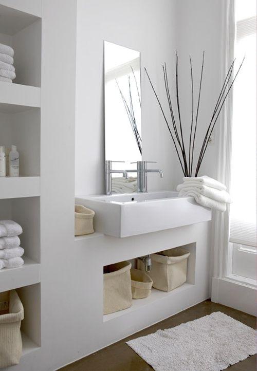 Idée décoration Salle de bain - La salle de bain moderne - 12 idees ...