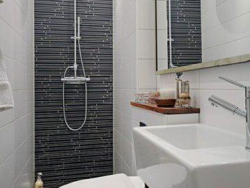 id e d coration salle de bain rangement de salle de bain avec une vieille chaise de r cup 12. Black Bedroom Furniture Sets. Home Design Ideas