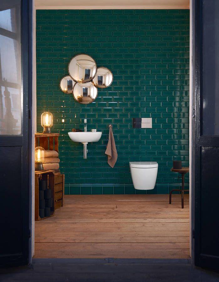 id e d coration salle de bain salle de bains bleue duravit leading. Black Bedroom Furniture Sets. Home Design Ideas