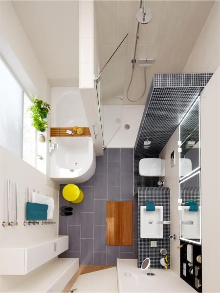 id e d coration salle de bain un am nagement tr s bien pens dans cette petite salle de bains. Black Bedroom Furniture Sets. Home Design Ideas