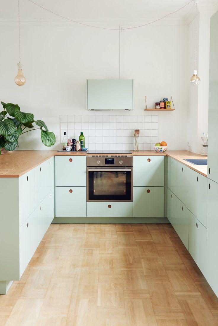 Id e relooking cuisine reform ou comment relooker une cuisine ikea cuisine basis couleur - Comment relooker une cuisine ...