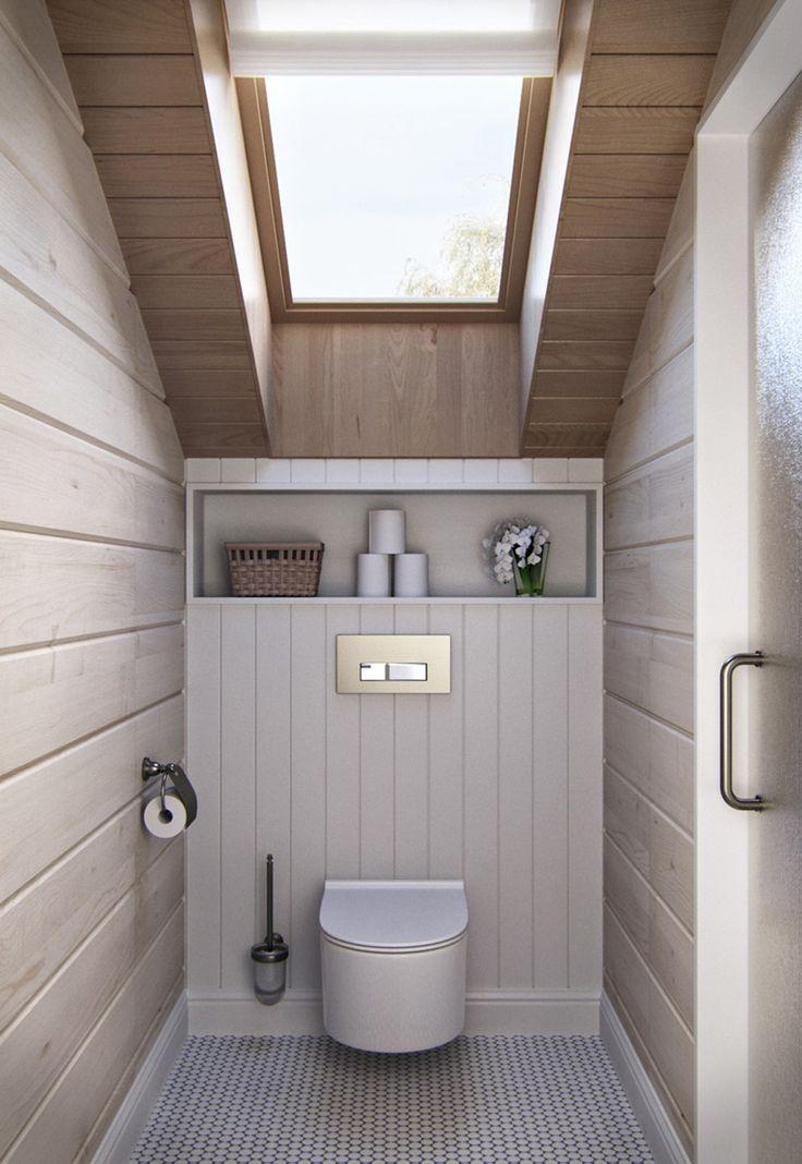 Idee Relooking Cuisine Toilettes Rustique Mais Egalement Modernes
