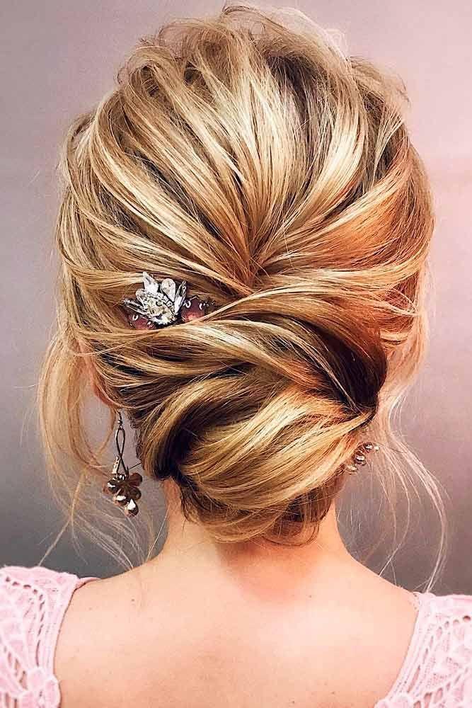 nouvelle tendance coiffures pour femme 2017 2018 belle coiffure de chignons pour cheveux. Black Bedroom Furniture Sets. Home Design Ideas