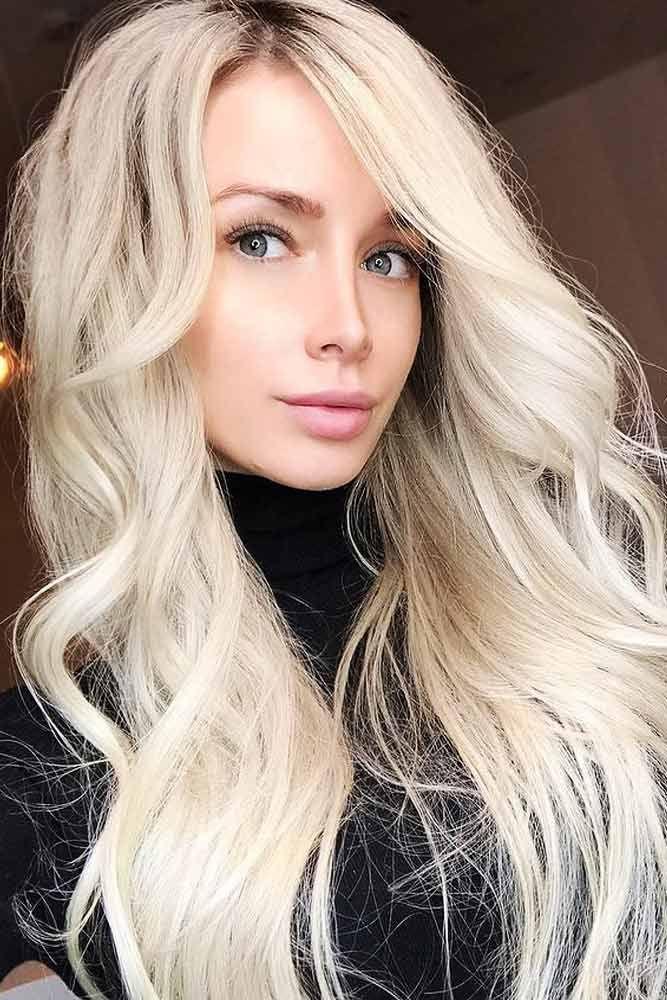 nouvelle tendance coiffures pour femme 2017 2018 la blonde platine est une teinte tr s. Black Bedroom Furniture Sets. Home Design Ideas