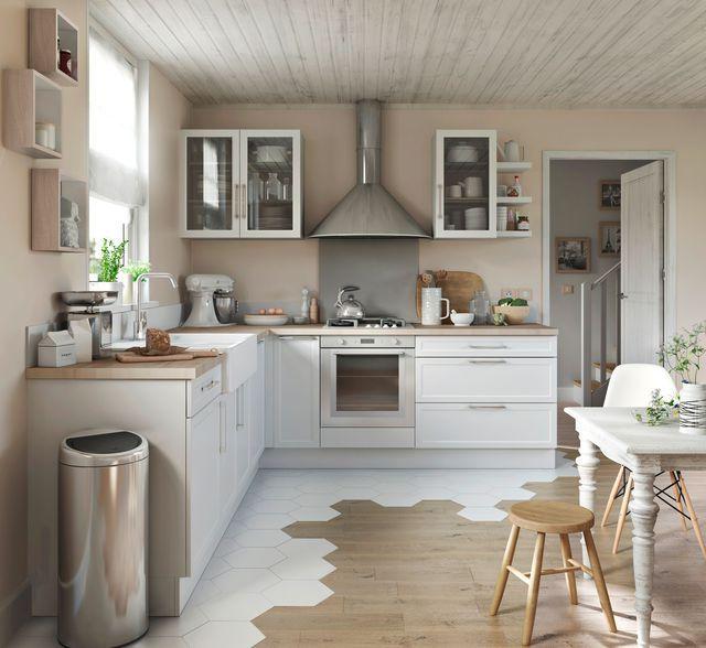 Plans Maison En Photos   Cuisine Ouverte   Modles De