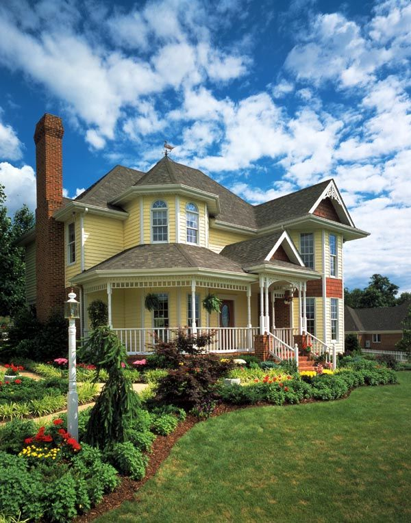 Plan Elevation Maison : Plans maison en photos elevation of country