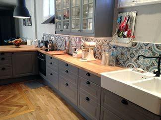 plans maison en photos 2018 guide d co carrelage cuisine tendance couleurs mati res. Black Bedroom Furniture Sets. Home Design Ideas