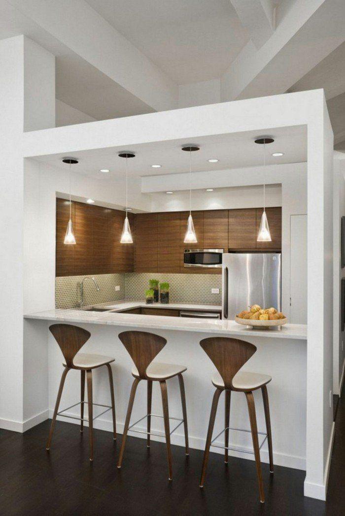 plans maison en photos 2018 petits espaces am nager une petite cuisine astuces plan cuisine. Black Bedroom Furniture Sets. Home Design Ideas