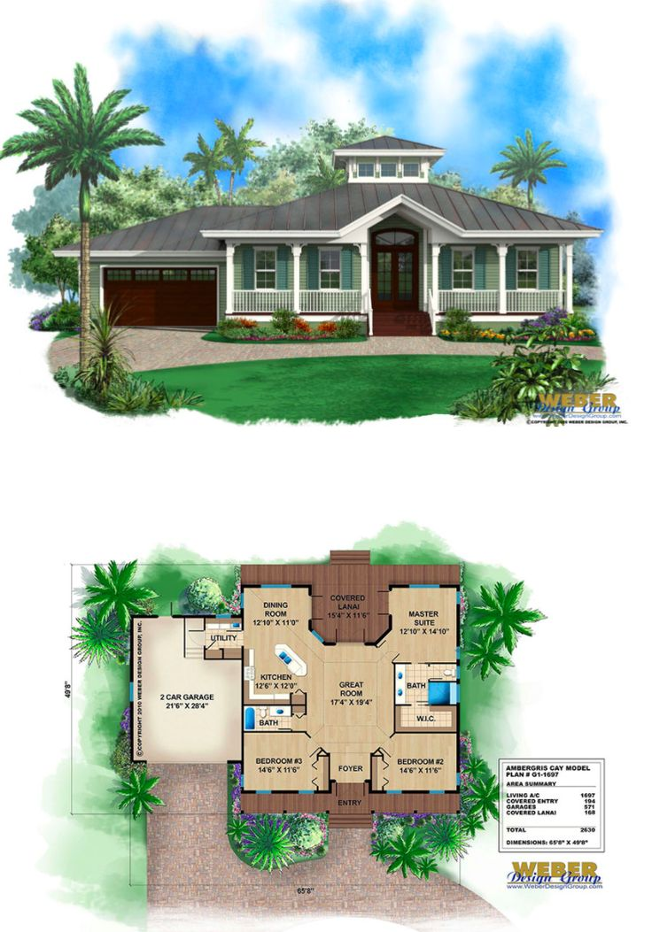 Plans maison en photos 2018 small old florida cracker for Old florida style house plans