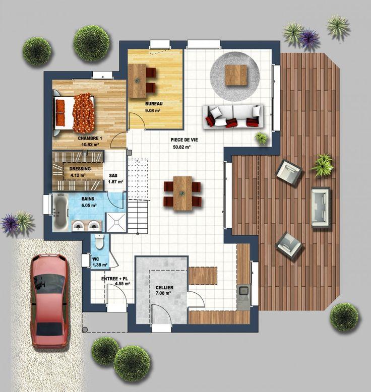 Description constructeur maison