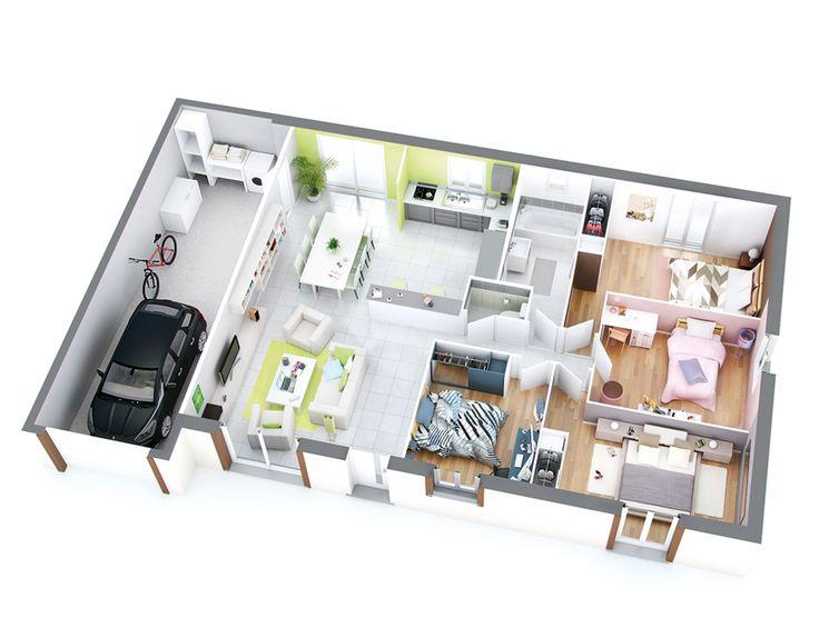 maison petit budget isa top duo 1 leading inspiration culture lifestyle. Black Bedroom Furniture Sets. Home Design Ideas