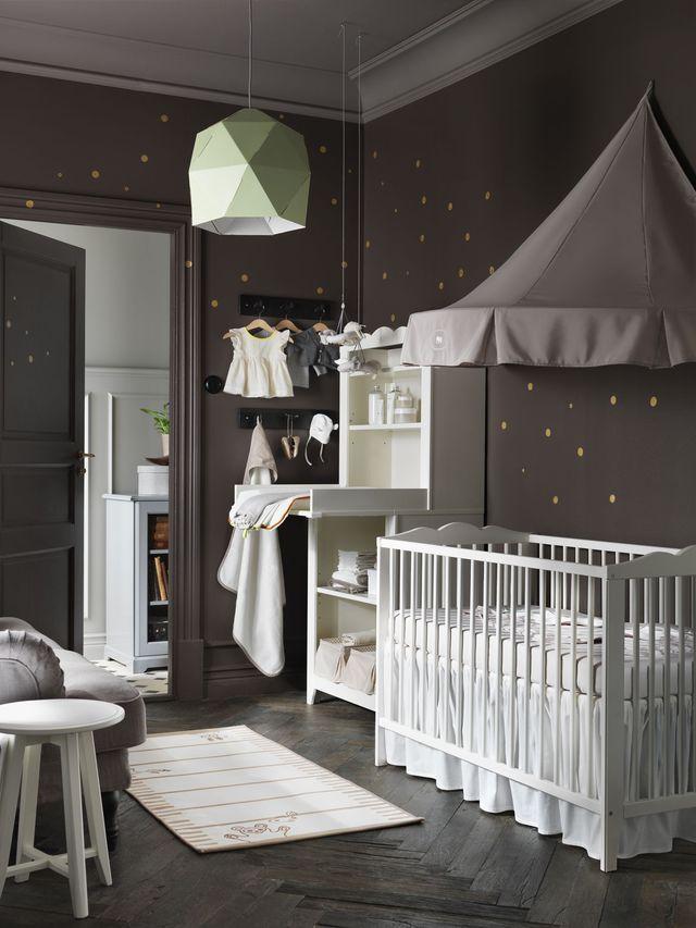 relooking et d coration 2017 2018 lit b b hensvik. Black Bedroom Furniture Sets. Home Design Ideas
