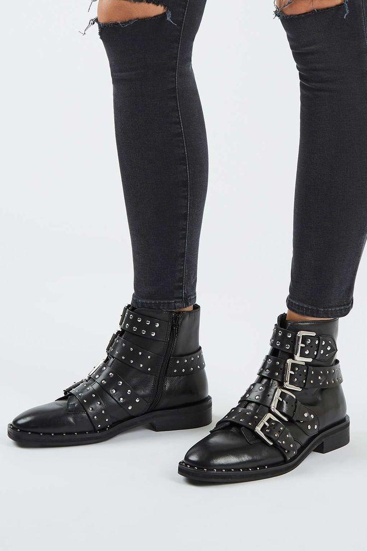 Tendance Chaussures 2017 Blog Mode Bottines A Clous