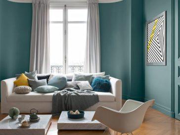 d co salon mod le d coration salon couleur leading inspiration culture. Black Bedroom Furniture Sets. Home Design Ideas