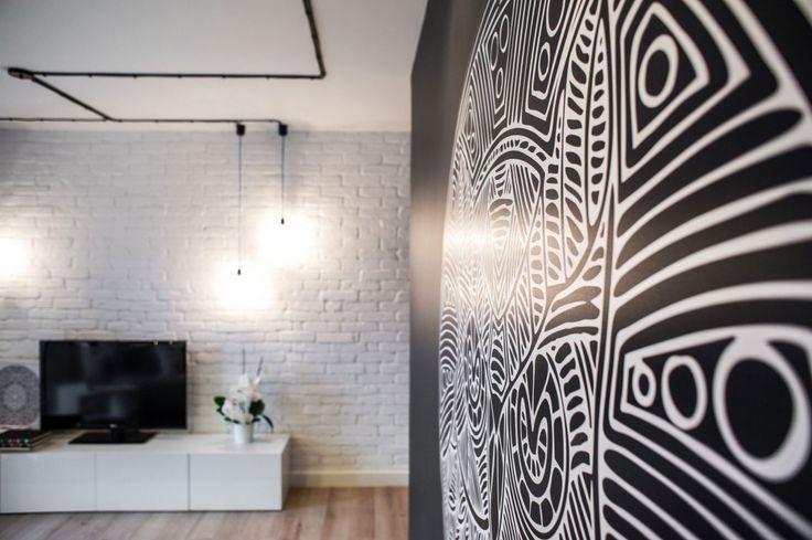 Idée Décoration Maison En Photos 2018 - déco en noir et ...