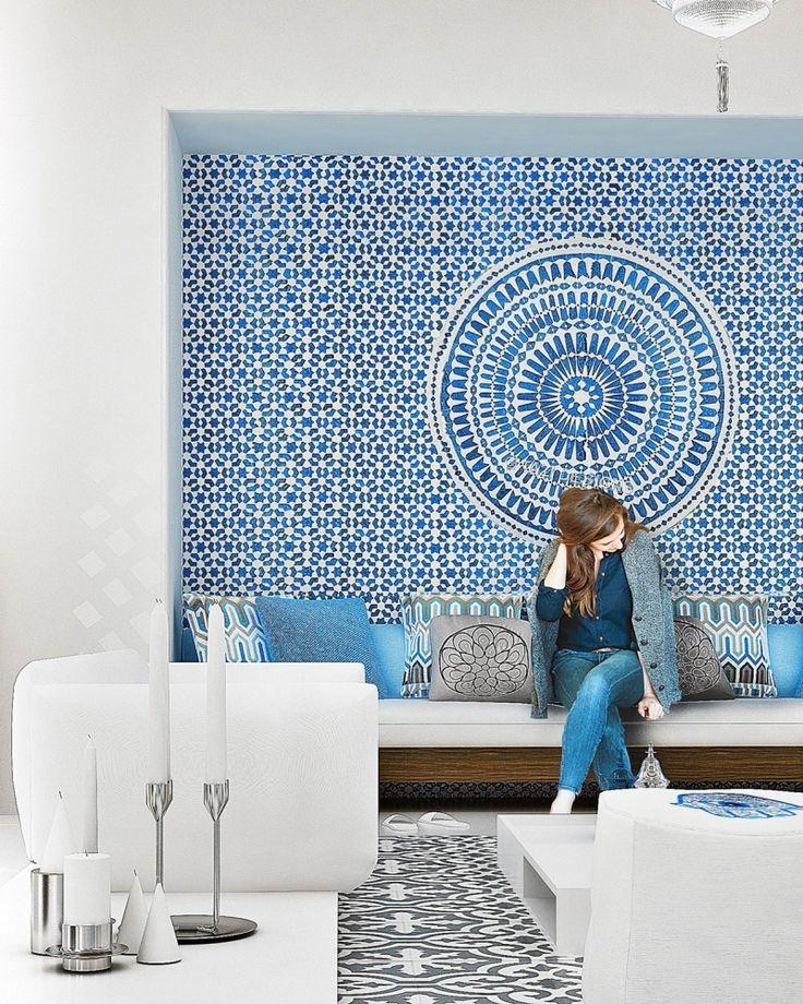 description dcoration dintrieur marocaine