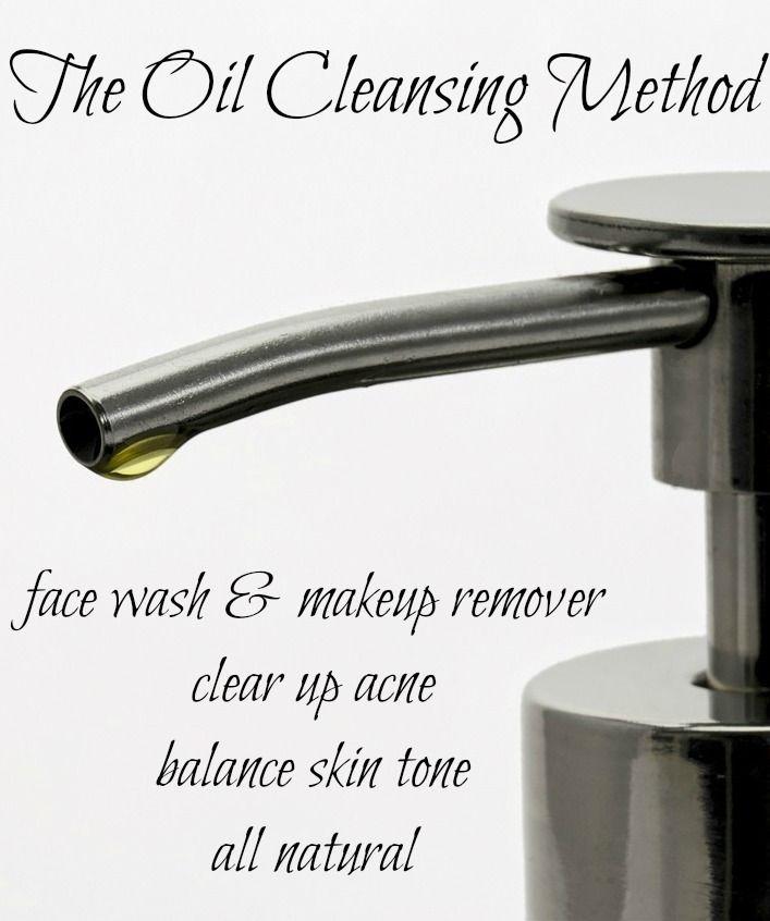 Idée pour Soin du Vsage et Acné - La méthode de nettoyage à l'huile - Découvrez comment laver ...