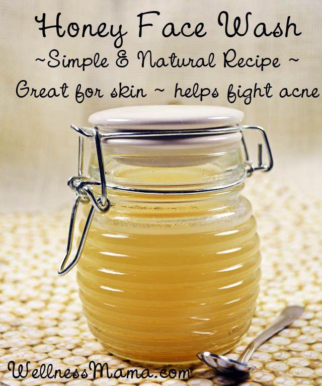 id e pour soin du vsage et acn lavage de visage de miel fait maison pour la peau lisse. Black Bedroom Furniture Sets. Home Design Ideas