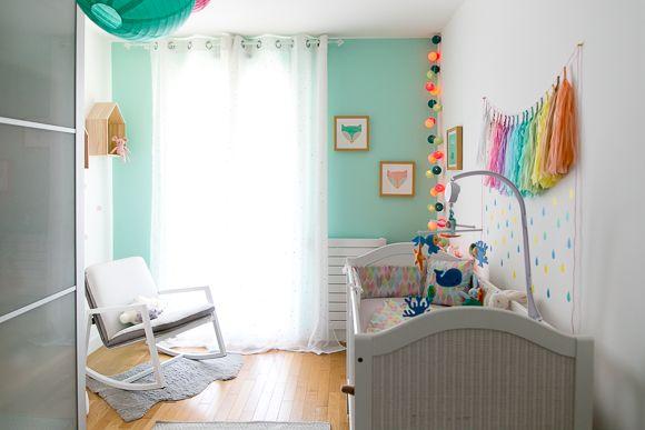 Relooking et décoration 2017 / 2018 - La chambre bébé d\'Olivia ...
