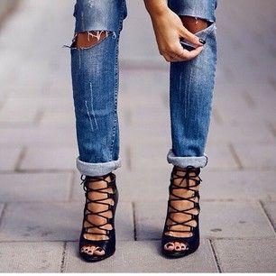 chaussures femme talon haut platform bottes bottines sandales lacets st listspirit. Black Bedroom Furniture Sets. Home Design Ideas