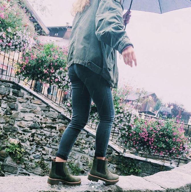 timberland femme courmayeur valley