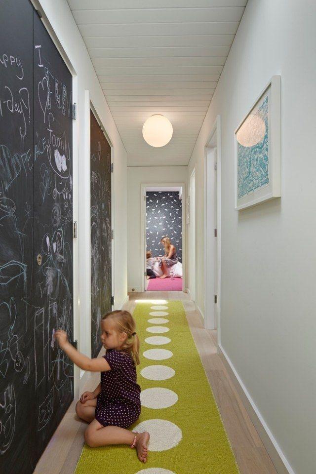 Idee Decoration Maison En Photos 2018 Deco Couloir Et