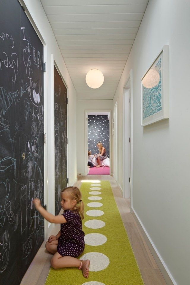 Deco Couloir Maison idée décoration maison en photos 2018 - déco couloir et entrée: 22