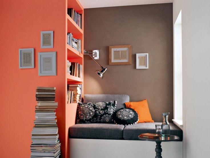 Idee Decoration Maison En Photos 2018 Peinture Salon 2