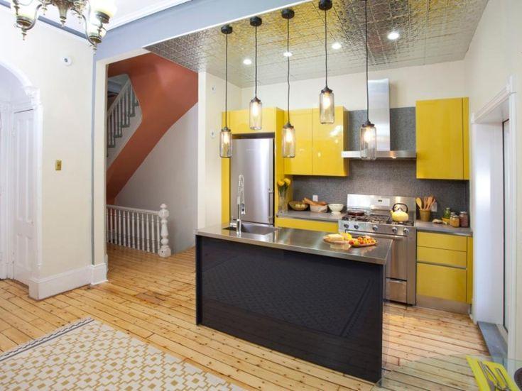 Idée relooking cuisine - Petites cuisines modernes - les 25 modèles ...