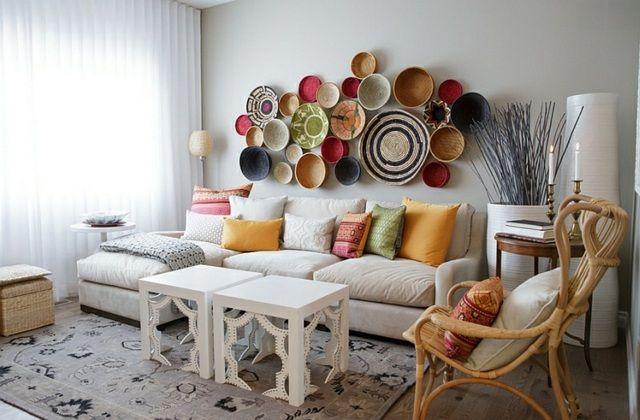 Idée Décoration Maison En Photos 2018 U2013 Décoration Salon Marocain En 33 Idées  Modernes Ou Classiques