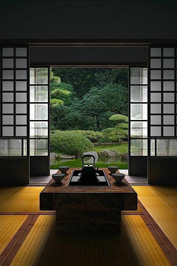 Idée Décoration Maison En Photos 2018 - décoration-japonaise-style ...