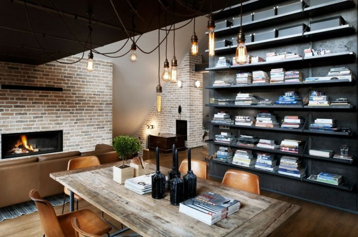 Idee Decoration Maison En Photos 2018 Idees De Deco Loft
