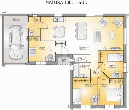 plan de maison france confort
