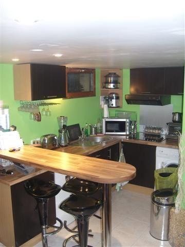 modèle deco cuisine moderne petit espace - ListSpirit.com - Leading ...