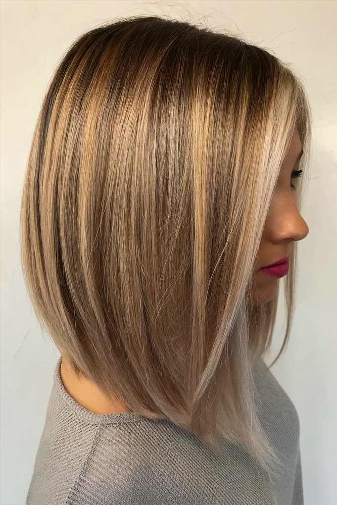 Couleur cheveux tendance 2018 peinture