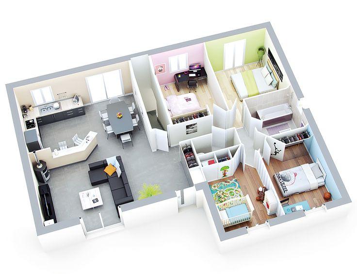 plans maison en photos 2018 maison petit budget india ss top duo 3 leading. Black Bedroom Furniture Sets. Home Design Ideas