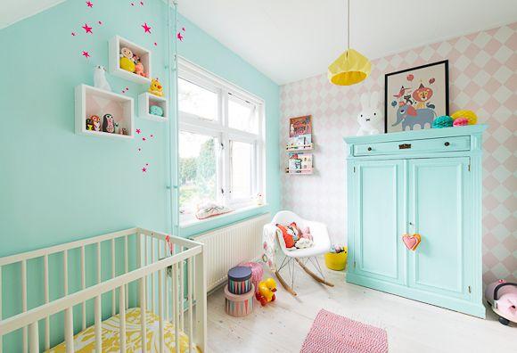 Relooking et décoration 2017 / 2018 - Une chambre bébé avec ...
