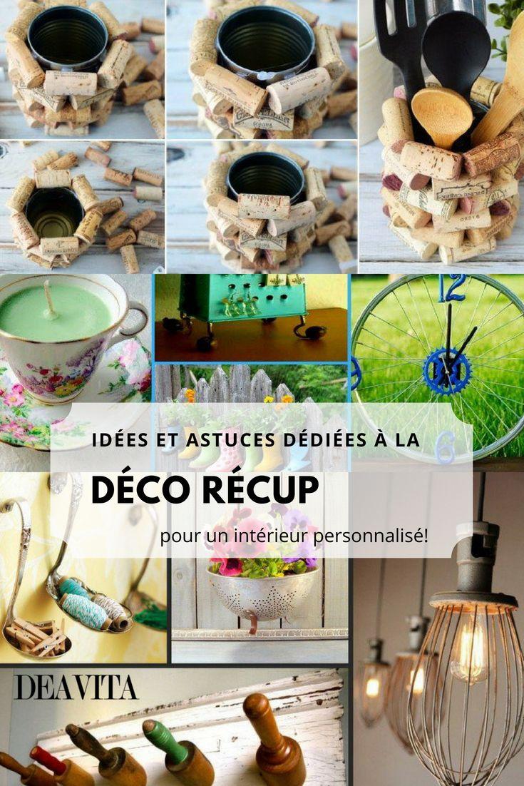Deco Recup Facile idée décoration maison en photos 2018 - besoin d'une idée de #déco