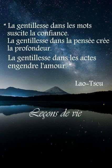 Citation La Gentillesse Listspirit Com Leading