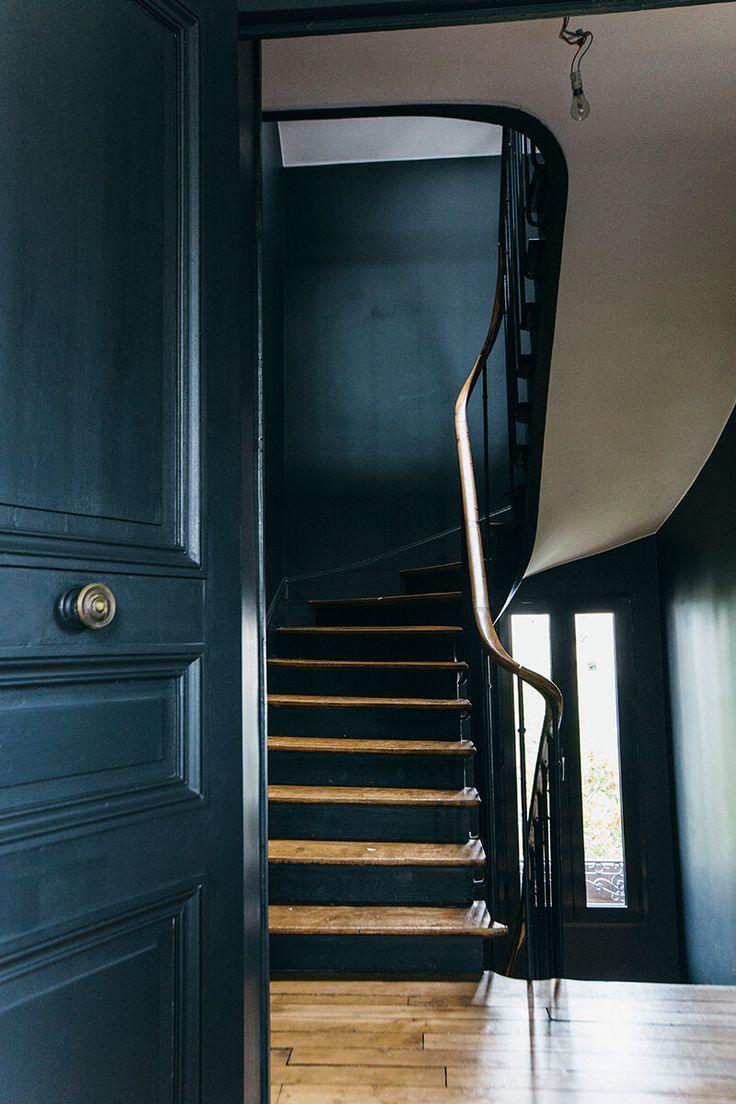 Nuances De Bleu Style Industriel Frenchyfancy Listspirit Com
