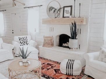 d co salon peinture mur de couleur flashy rouge leading inspiration. Black Bedroom Furniture Sets. Home Design Ideas