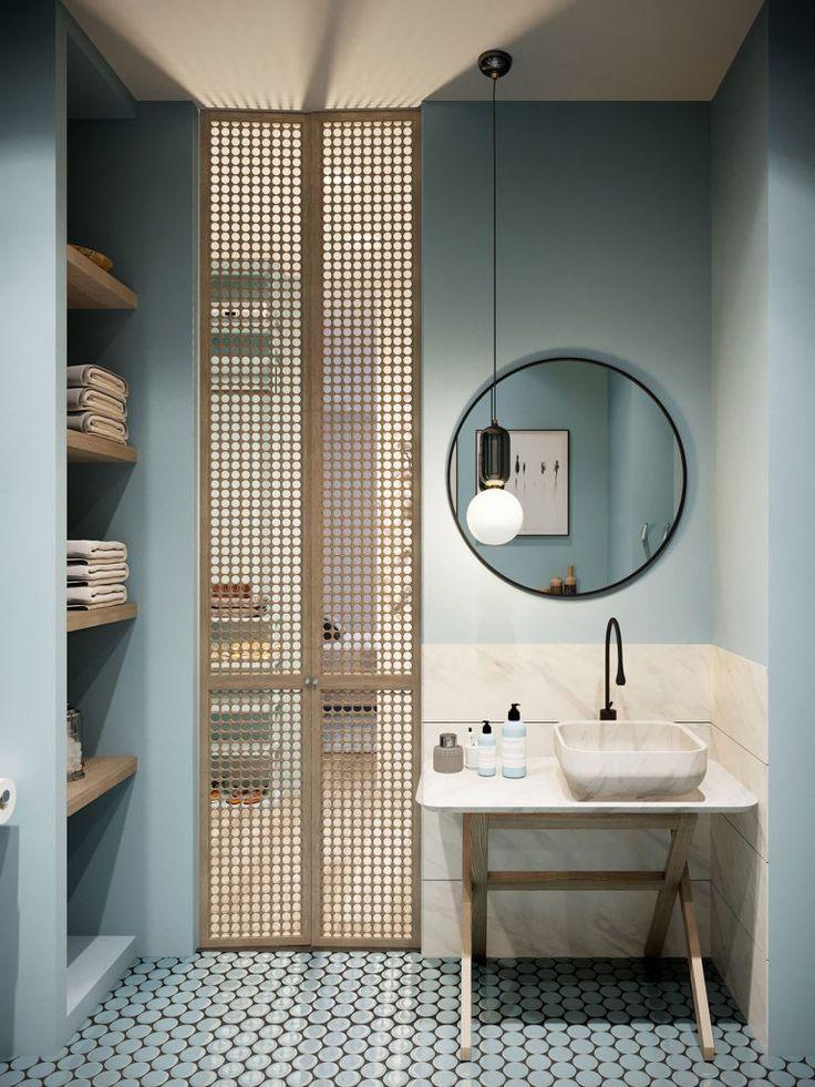 Idée décoration Salle de bain - En jaune sdb enfants - ListSpirit ...